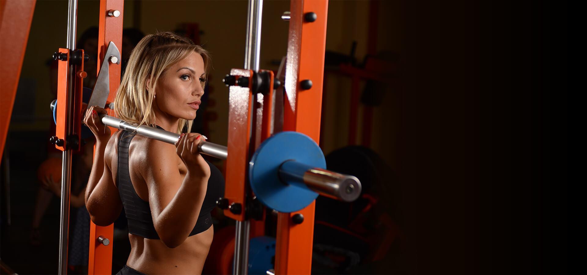 Bodybuilding banner